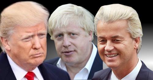 Populisten Haben Schlimme Frisuren Satirepatzer
